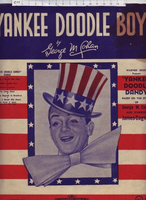 Yankee Doodle Boy - Old Sheet Music by J Albert & Son Pty Ltd