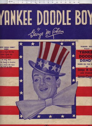 Yankee Doodle Boy - Old Sheet Music by J Albert & Son Pty Ltd