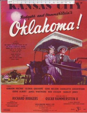 Kansas City - Old Sheet Music by Williamson