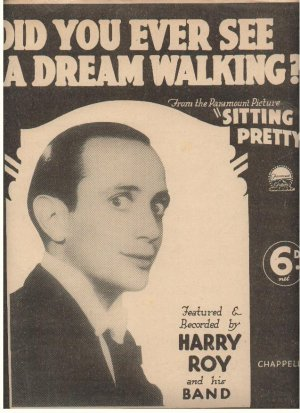 Did you ever see a dream walking - Old Sheet Music by Chappell