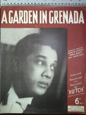 A garden in Grenada - Old Sheet Music by Southern