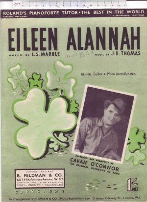 Eileen Alannah - Old Sheet Music by Feldman