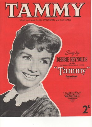 Tammy - Old Sheet Music by Macmelodies