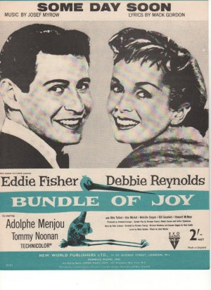 Some day soon - Old Sheet Music by New World