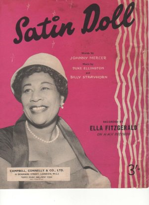 Satin doll - Old Sheet Music by Campbell Connelly