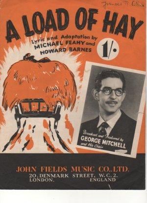 A load of hay - Old Sheet Music by John Fields