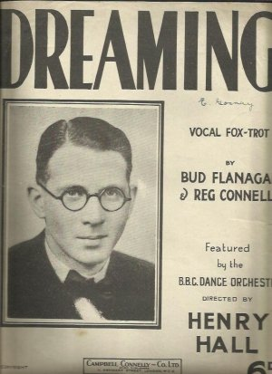 Dreaming - Old Sheet Music by Campbell Connelly