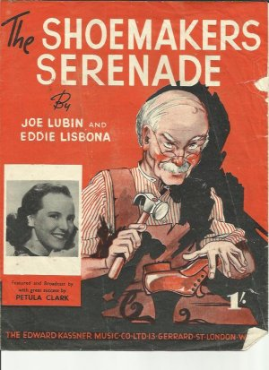 The shoemakers Serenade - Old Sheet Music by Kassner