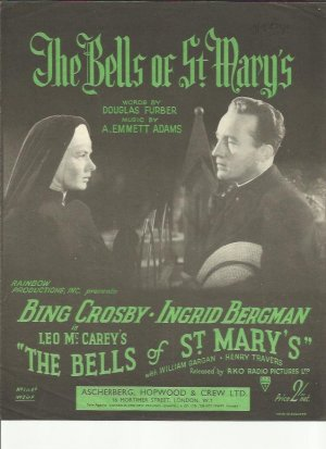 The bells of St Mary's - Old Sheet Music by Ascherberg Hopwood & Crew