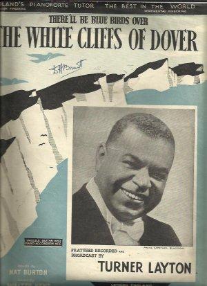The white cliffs of Dover - Old Sheet Music by Feldman