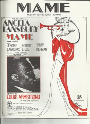 Mame - Old Sheet Music by Morris