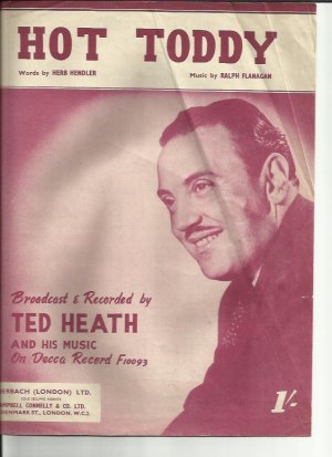 Hot toddy - Old Sheet Music by Campbell Connelly