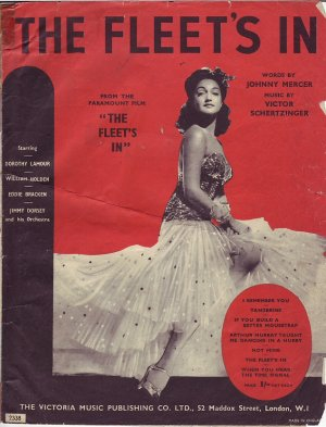 The Fleets In - Old Sheet Music by The Victoria Music Publishing Co Ltd