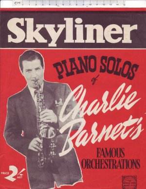 Skyliner - Old Sheet Music by The Worldwide Music Co.